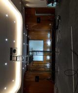 Jasa Instalasi Screen projector Motorized