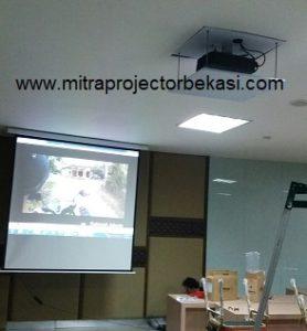 Jasa Instalasi Projector Motorized