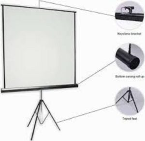Jual Layar Projector di Cibitung